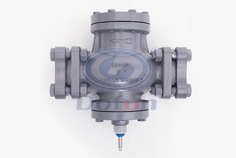GPVD Series Pneumatic Stop Check Valve